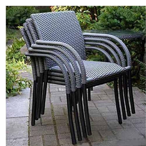 Garden Stackable Chairs