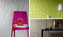 Vinyl Paintable Wall Covering, Thickness: 1.2-1.5 cm