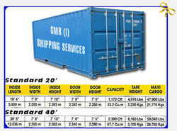 Container Trading & Specifications Service