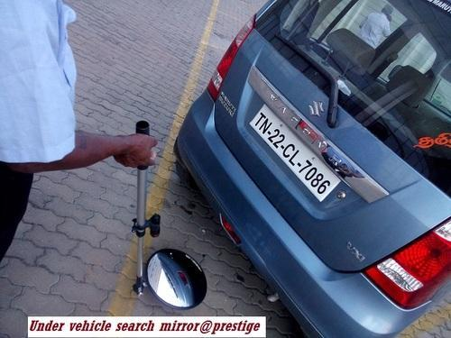 Under Vehicle Search Mirror