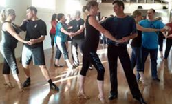 Salsa Dance Training