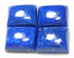 Lapis Lazuli Square Cabochon Lot Gemstone