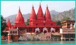 Ashrams in Haridwar Tours