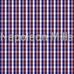 150 GSM Cotton Check Fabrics