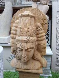 Marble Shiva Statue In Delhi शिव की मार्बल से बनी मूर्ति