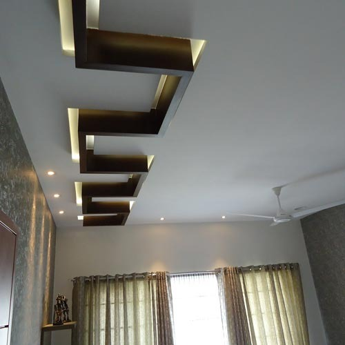 Wooden Ceiling Designs Manufacturer from Ludhiana
