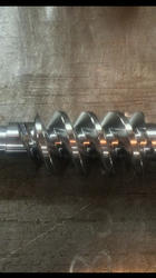 Multi Start Worm Shaft