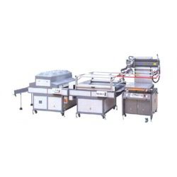 Auto Screen Print Machine