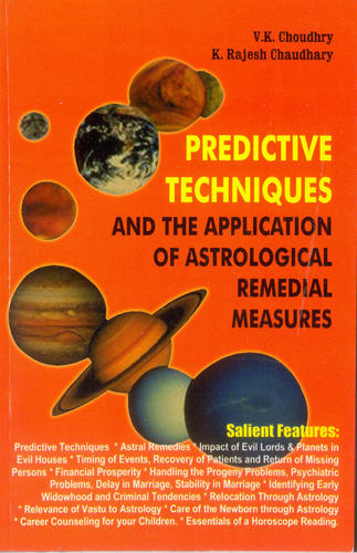 Astrology Books on Remedial Astrology - Predictive