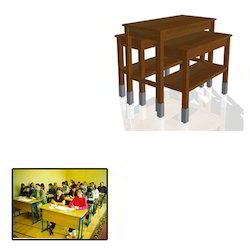 Nesting Table Set for School