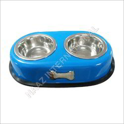 Adjustable Double Dinner Bowls