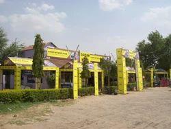 Highway Dhaba Branding