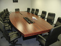 Mesoor Teak Conference Table