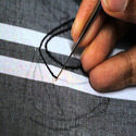 Embroidery Thread Work