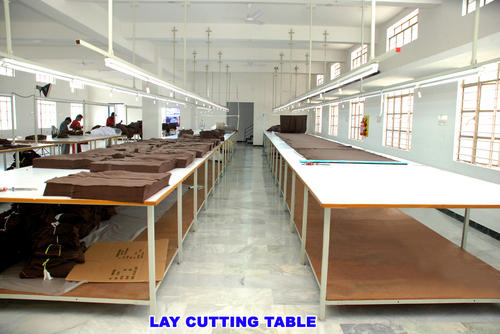 Fabric cutting table setup at rs 50000 piece fabric cutting table fabric cutting table setup watchthetrailerfo
