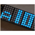 5x7 Square Dotmatrix LED Display