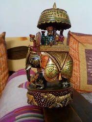 Wooden Ambari Handicraft