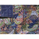 Paisley Kantha Quilt