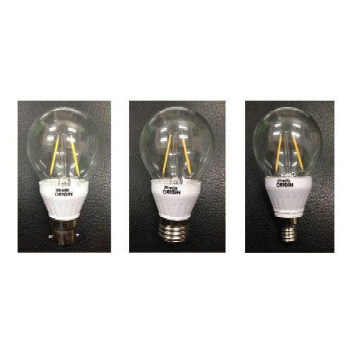 LED Filament Bulb-3w (Round Shape)
