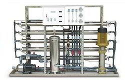 800 LPH Industrial Reverse Osmosis System