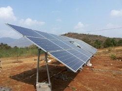 Solar Module Mounting Structures Slope Roof Solar