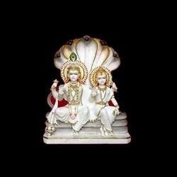 Lord Vishnu Laxmi Statue