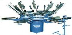 Rubber Printing Machine