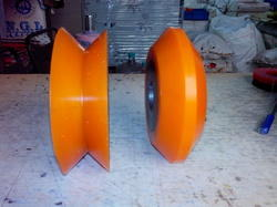 Industrial Cast PU Roller