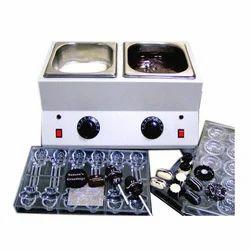 Chocolate Machine - ChocoMan Two Cute Melter MS Model, Capacity: 3 Kgs