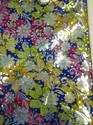 Satin Foil Print Fabrics