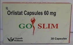Orlistat Capsules 60 mg