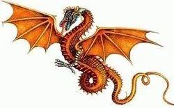 Dragon Tattoo Design Bindi Body Beautification Products