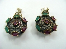 Elegant Design Turkish Earring