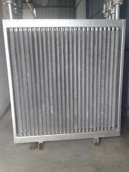 Thermic Fluid Radiator for Sago Dryer