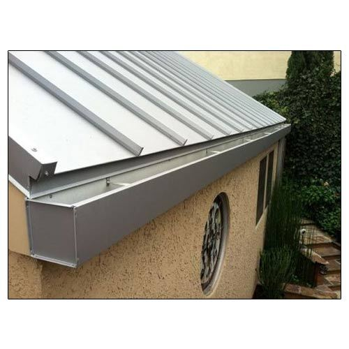 Sheeting Accessories Roof Gutters Manufacturer From