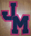 JM Chenille Patch