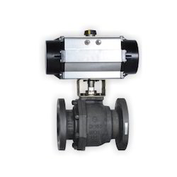Two Piece Ball Valves Full Bore