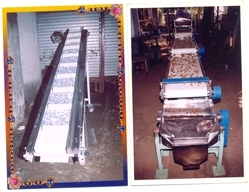 Conveyor System Ready Photos at our Workshop