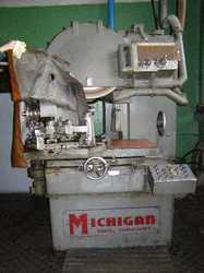 Michigan T 567 Gear Shaver Cutter Grinder, Swing Over Table: Max Module:- 8., Grinding Wheel Size: Max.grinding Wheel 30 Inch