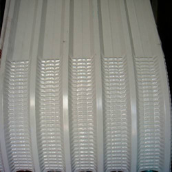 Curve Crimping Sheets