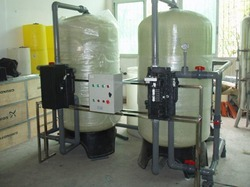 Fully Automatic Softener
