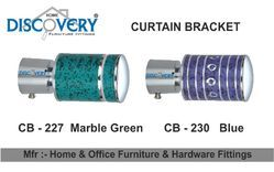 New Color Curtain Bracket