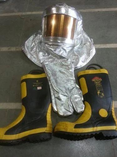 fe7ee982315 Fire Safety Boot, Safety Boot | Shishu Vihar Circle, Bhavnagar ...