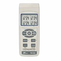 Four Channels Thermometer TM 946 Lutron