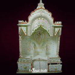Marble Temples Carved Marble Temple Latest Price