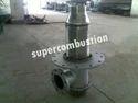 High Pressure Gas Burner