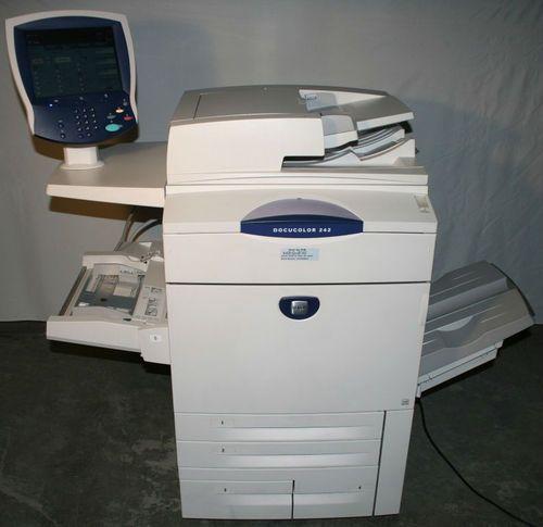 XEROX Printer DocuColor 12 Copier/Printer Windows 8 X64