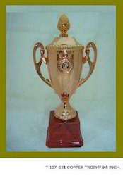 Brass Awards Trophy