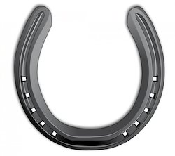 Forged Horse Shoe