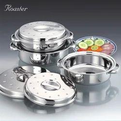 Roaster Steamer Set
